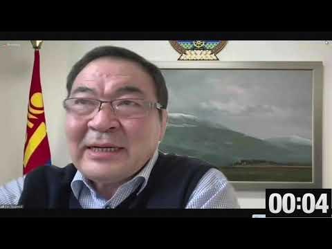 Б.Бат-Эрдэнэ: Монгол Улсын төсвийн мөнгийг зөв шийдэх хэрэгтэй