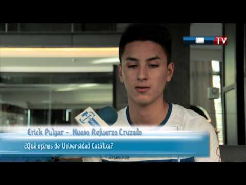 [Video] Universidad Católica fichó a Érick Pulgar - Ceatolei