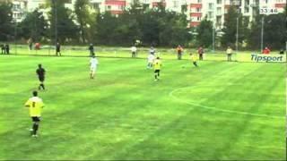 FC Zličín - Domažlice 1:3 (0:2)