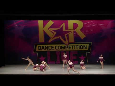 Best Open // SPEECH OF FOXES - DANCE ATHLETICS COMPETITIVE EDGE [Detroit, MI]