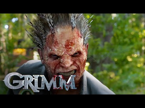 Monroe and Rosalee's First Date | Grimm