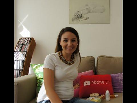 Hamilelik Günlüğüm 22. Hafta // My Pregnancy Diary Week 22
