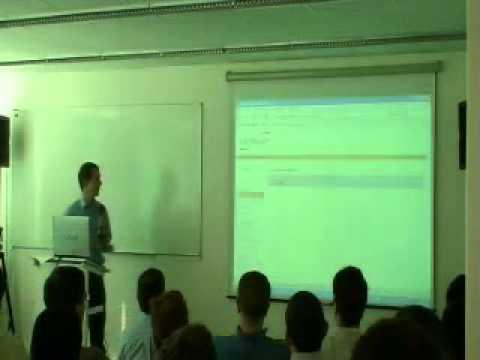 Conférence vidéo sur Continuum, la plate-forme d'intégration continue - 1