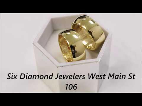 Six Diamond Jewelers 106 West Main St   yadkinville