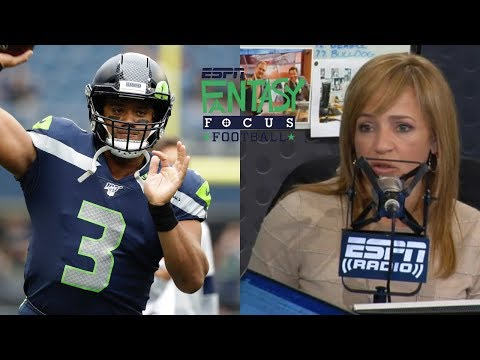 Video: Fantasy Focus Live: Todd Gurley getting old? Previewing the Seahawks and 49ers Offenses