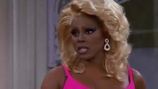 RuPaul in Sabrina, the Teenage Witch