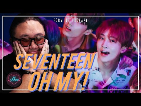 "Producer Reacts to SEVENTEEN ""Oh My!"""