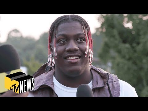 Lil Yachty on 'How High 2' & Performing in His Hometown | MTV News