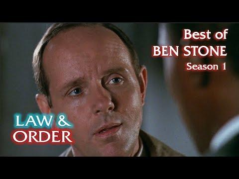Law & Order - Best of Ben Stone (Season 1)