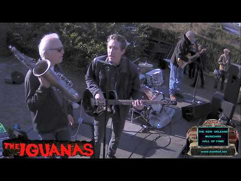 THE IGUANAS   @   THE 1ST ANNUAL TAMALE  FESTIVAL   1/6/18