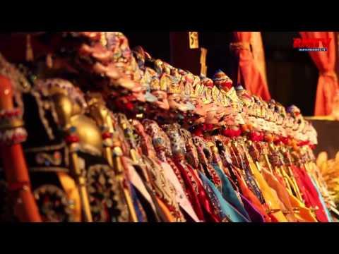 Festival Batu Nusantara Ditutup Pagelaran Wayang Golek