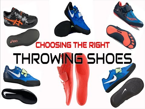 Choosing the Right THROWING SHOES