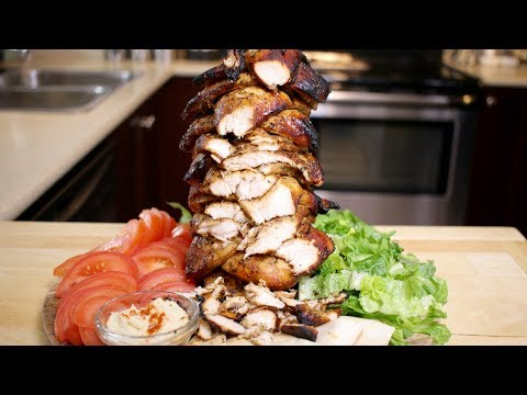 How To Make Chicken Shawarma