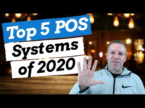 The Top 5 Restaurant POS Systems for 2020