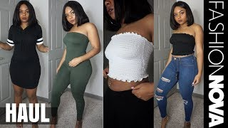 Video I SPENT $300 ON FASHION NOVA CLOTHES!! | TRY ON HAUL MP3, 3GP, MP4, WEBM, AVI, FLV Juni 2018