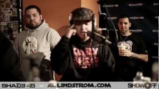 Mac Miller and The Come Up Boys Freestyle on Showoff Radio