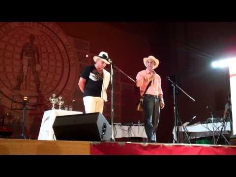Festival de la Trova Paisa Toronto 2012 (Mario Tierra, Chano, Raton, Tachuela y Chocolate)