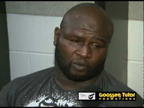 UFC 118 post fight James Toney vs Randy Couture  James Toney still wants to fight MMA