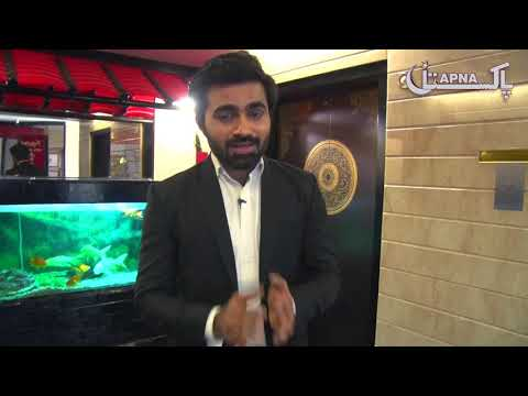 Apna Pakistan | Avari Towers, Karachi | Cooking Classes With Chinese Master Chef