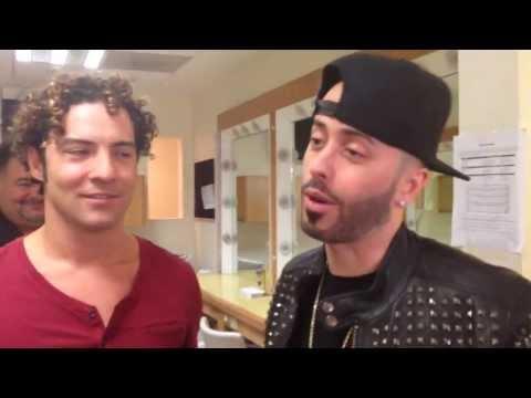 La Voz México: detrás de las cámaras apuesta con Yandel