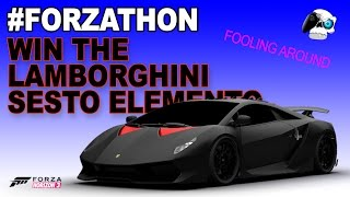 WIN 2 FREE CARS!!! Here's where I show you how to win the Lamborghini Sesto Elemento and Subaru BRAT HE during the next March 2017 #FORZATHON event called