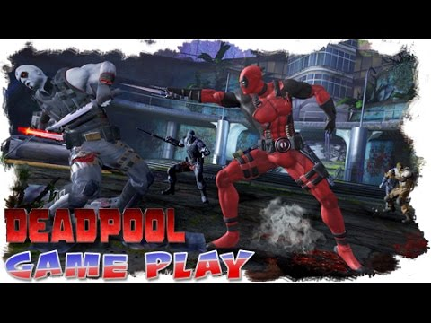, title : 'Deadpool - Genosha - Finding Parts For Cable (aka Summers) - Gameplay VII'