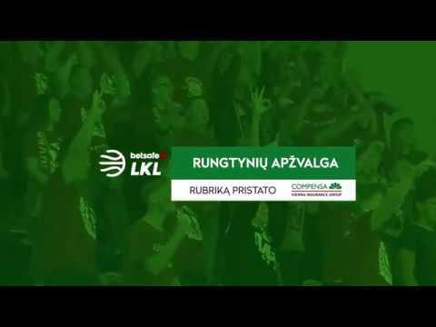 """""""Betsafe–LKL"""" rungtynių apžvalga: """"Juventus"""" - """"Šiauliai"""" [2019-01-20]"""