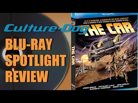 Blu-Ray Review – The Car (1977) [Scream Factory]