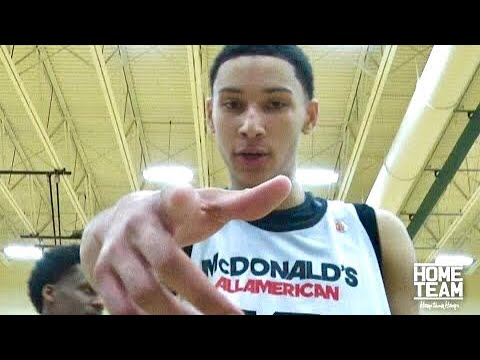 2015 McDonalds All American Practice Highlights