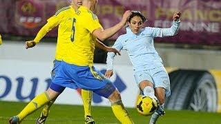 Video France-Suède Féminine A : 3-0, les buts de la victoire à Amiens ! MP3, 3GP, MP4, WEBM, AVI, FLV Oktober 2017