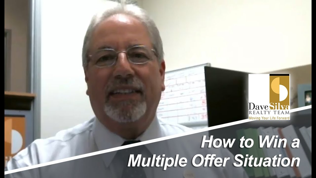 How to Win a Multiple Offer Situation
