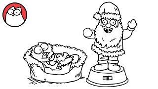 Кот Саймона — Christmas Presence (часть 2)