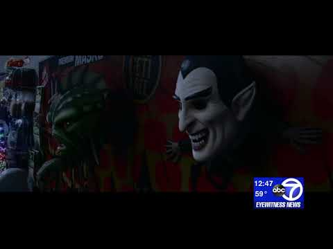 Sandy Kenyon reviews 'Goosebumps 2: Haunted Halloween'