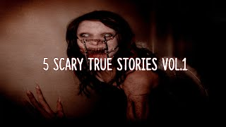 Terrifying Tuesdays: 5 True Scary Stories - The Headless Woman