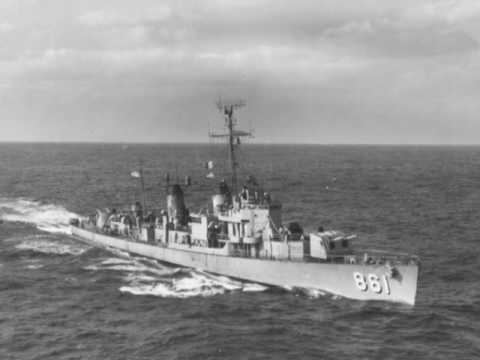 USNM Interview of Donald Barnes Part Two Memories of the USS Harwood 1964 to 1965