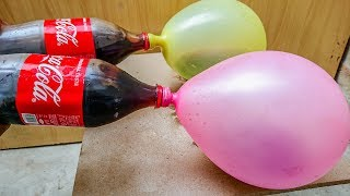 Video BALOON EXPERIMENT COCA COLA VS SALT VS MENTOS BALLOON FUN TRICKS BEST LIFE HACKS MP3, 3GP, MP4, WEBM, AVI, FLV September 2018