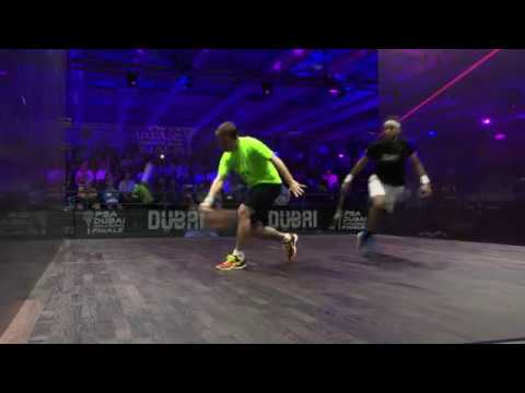 Squash tips: Hitting on the rise with DP - Introduction