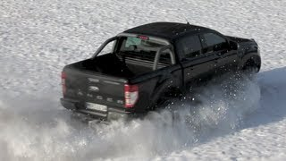 Ford Ranger 2014 tuned by Michaelis!