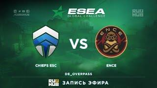 ENCE vs Chiefs, game 1