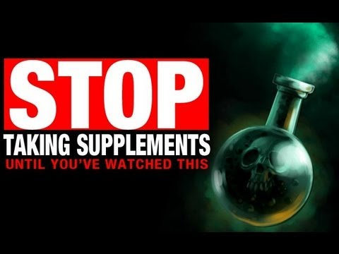 Bodybuilding Supplements Video – The SCARY TRUTH!