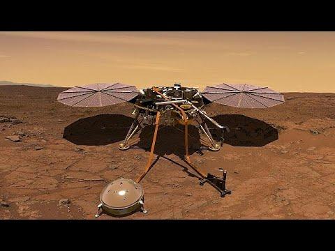 Το Insight ξεκινάει για τον Άρη