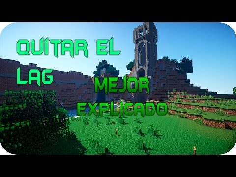 Como Quitar el Lag de minecraft 1.7.2-1.7.4-1.7.5... | Optifine | [Mejor Explicado] HD