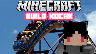 Video Minecraft Indonesia - Build Kocak (26) - Roller Coaster! MP3, 3GP, MP4, WEBM, AVI, FLV Januari 2018
