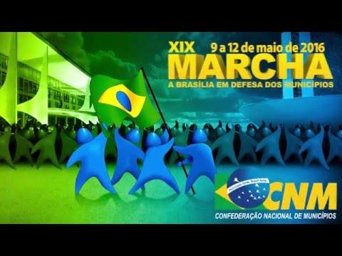 Vídeo promocional da XIX Marcha a Brasília em Defesa dos Municípios