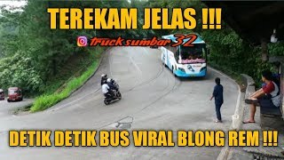 Video TEREKAM JELAS !!! VIDEO VIRAL !!! DETIK DETIK BUS MEDAN BLONG REM DI SITINJAU LAUIK !!! MP3, 3GP, MP4, WEBM, AVI, FLV Juni 2019