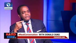 Pt.2 - Nigeria's Independence: 57 Years After With Donald Duke