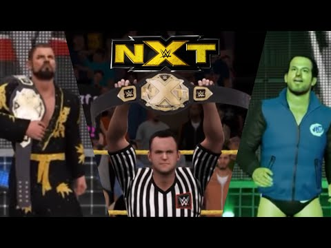 Roode vs Strong-NXT Title Match-NXT 5/7/17 Predictions Video