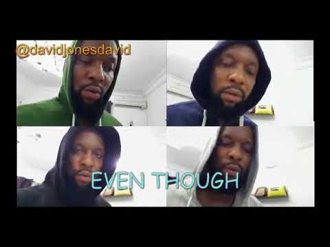 EVEN THOUGH BY DAVID JONES DAVID 2