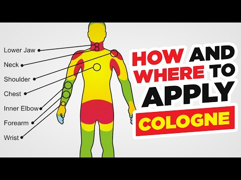 How To Wear Cologne CORRECTLY (10 Mistakes To Avoid!)