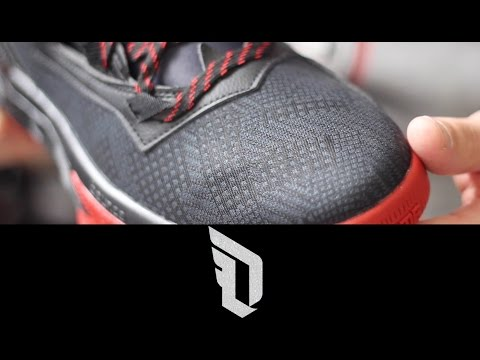 adidas D Lillard 2 'Road' (видео)